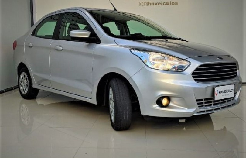 FORD KA + 2018 1.0 TI-VCT FLEX SE MANUAL - Carango 90152 - Foto 8