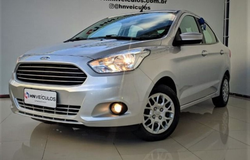 FORD KA + 2018 1.0 TI-VCT FLEX SE MANUAL - Carango 90152 - Foto 7