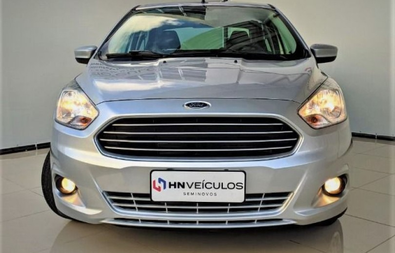 FORD KA + 2018 1.0 TI-VCT FLEX SE MANUAL - Carango 90152 - Foto 9