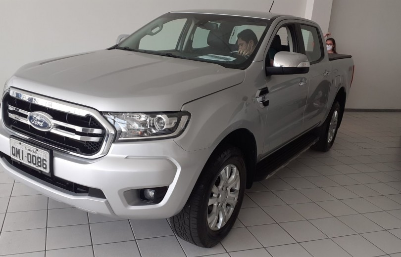 FORD RANGER 2020 3.2 LIMITED 4X4 DIESEL 4P AUTOMÁTICO - Carango 91016 - Foto 1
