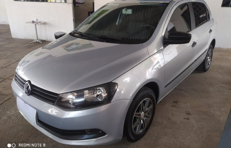 VOLKSWAGEN GOL 2013 1.0 MI CITY 8V TOTAL FLEX 4P MANUAL G.VI - Carango 90917 - Foto 8