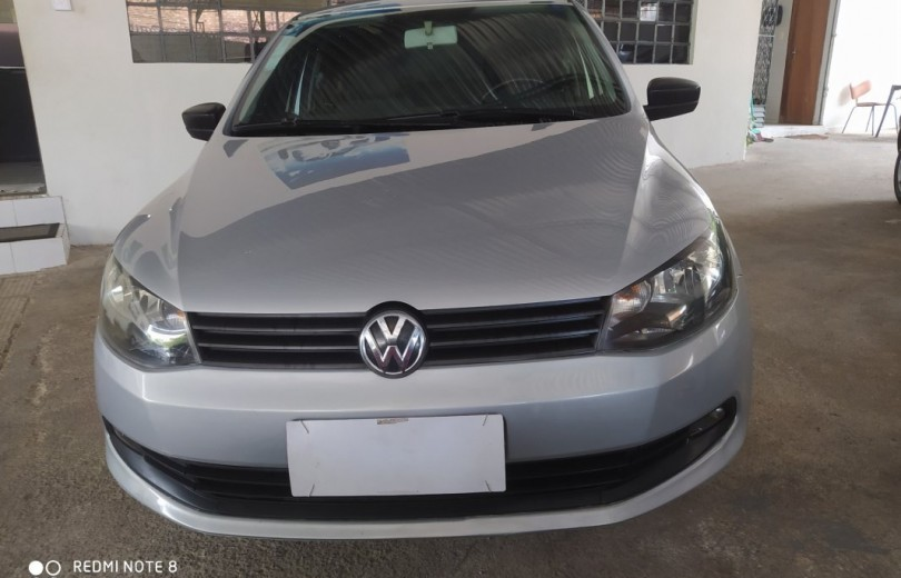 VOLKSWAGEN GOL 2013 1.0 MI CITY 8V TOTAL FLEX 4P MANUAL G.VI - Carango 90917 - Foto 2