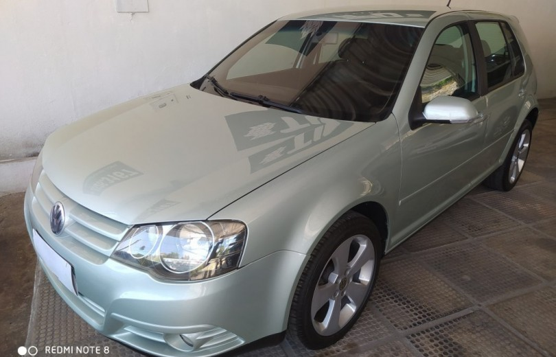 VOLKSWAGEN GOLF 2010 1.6 MI 8V TOTAL FLEX 4P MANUAL - Carango 90686 - Foto 1