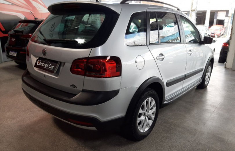 VOLKSWAGEN SPACE CROSS 2014 1.6 MI 16V FLEX 4P MANUAL - Carango 91534 - Foto 3