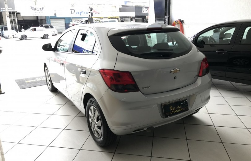 CHEVROLET ONIX 2019 1.0 FLEX LT MANUAL - Carango 91755 - Foto 3