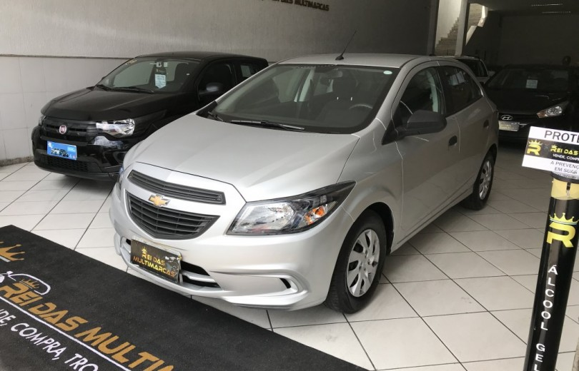 CHEVROLET ONIX 2019 1.0 FLEX LT MANUAL - Carango 91755 - Foto 2