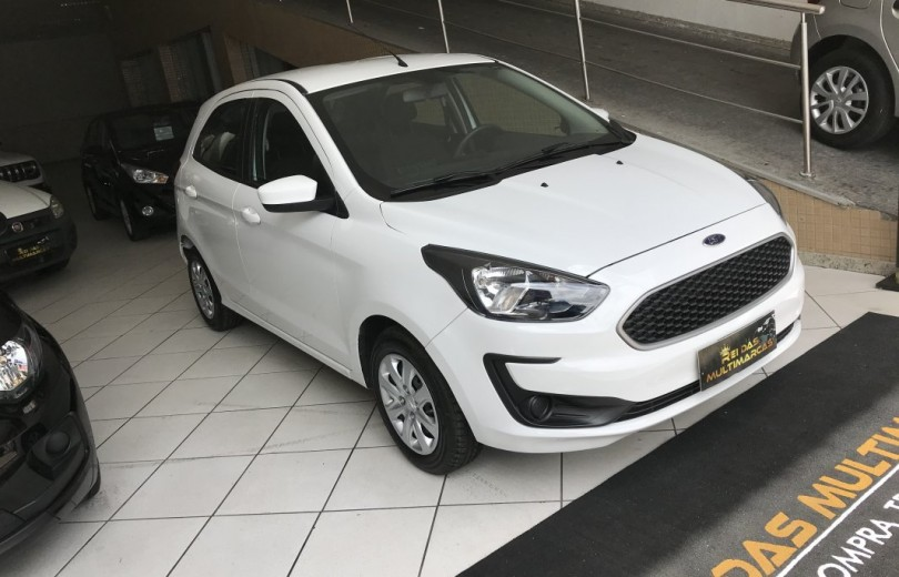 FORD KA 2020 1.0 12V FLEX 4P MANUAL - Carango 91566 - Foto 3