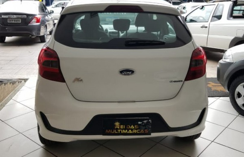 FORD KA 2020 1.0 12V FLEX 4P MANUAL - Carango 91566 - Foto 4