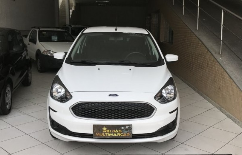 FORD KA 2020 1.0 12V FLEX 4P MANUAL - Carango 91566 - Foto 1