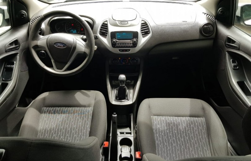 FORD KA 2020 1.0 12V FLEX 4P MANUAL - Carango 91566 - Foto 8