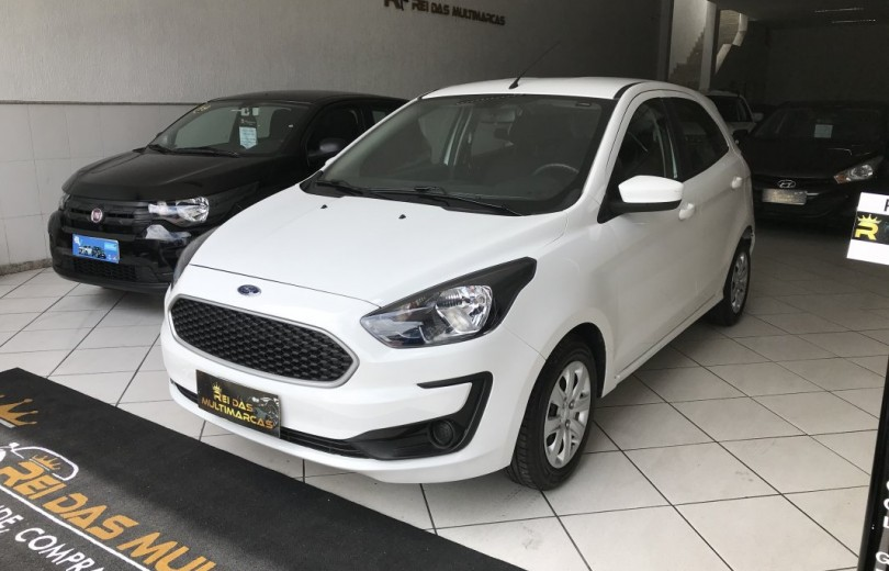 FORD KA 2020 1.0 12V FLEX 4P MANUAL - Carango 91566 - Foto 2