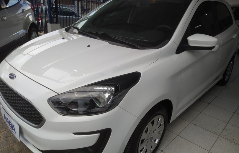 FORD KA 2019 1.0 12V FLEX 4P MANUAL - Carango 92829 - Foto 1
