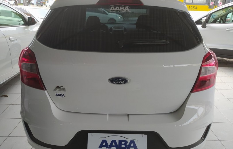 FORD KA 2019 1.0 12V FLEX 4P MANUAL - Carango 92829 - Foto 4