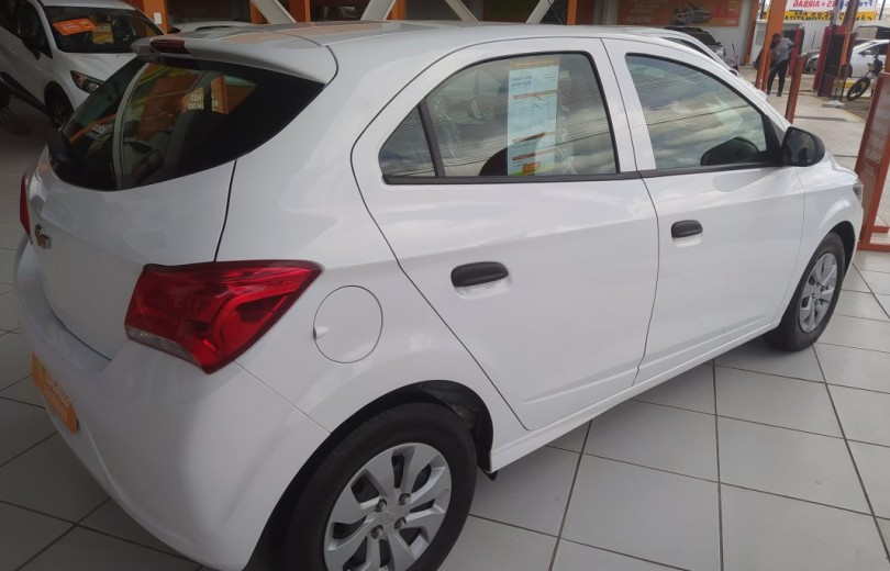 CHEVROLET ONIX 2020 1.0 MPFI JOY 8V FLEX 4P MANUAL - Carango 93181 - Foto 3