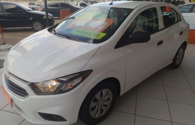 CHEVROLET ONIX 2020 1.0 MPFI JOY 8V FLEX 4P MANUAL - Carango 93181 - Foto 1