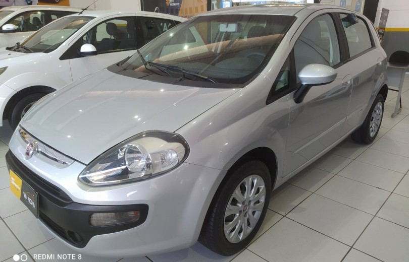 FIAT PUNTO 2013 1.4 ATTRACTIVE 8V FLEX 4P MANUAL - Carango 93272 - Foto 1