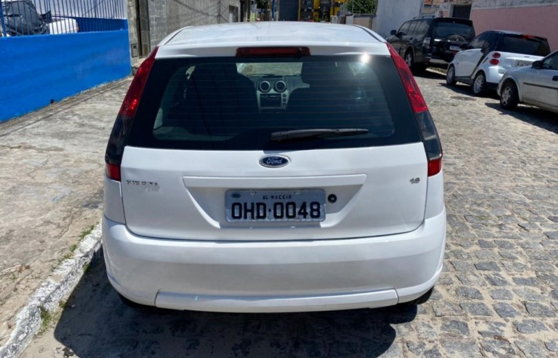 FORD FIESTA 2013 1.6 MPI CLASS 8V FLEX 4P MANUAL - Carango 93079 - Foto 4