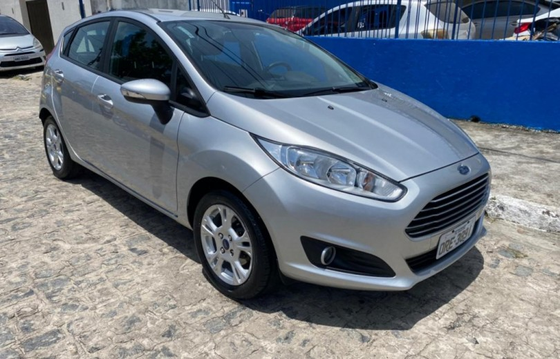 FORD FIESTA 2014 1.5 SE HATCH 16V FLEX 4P MANUAL - Carango 93073 - Foto 7