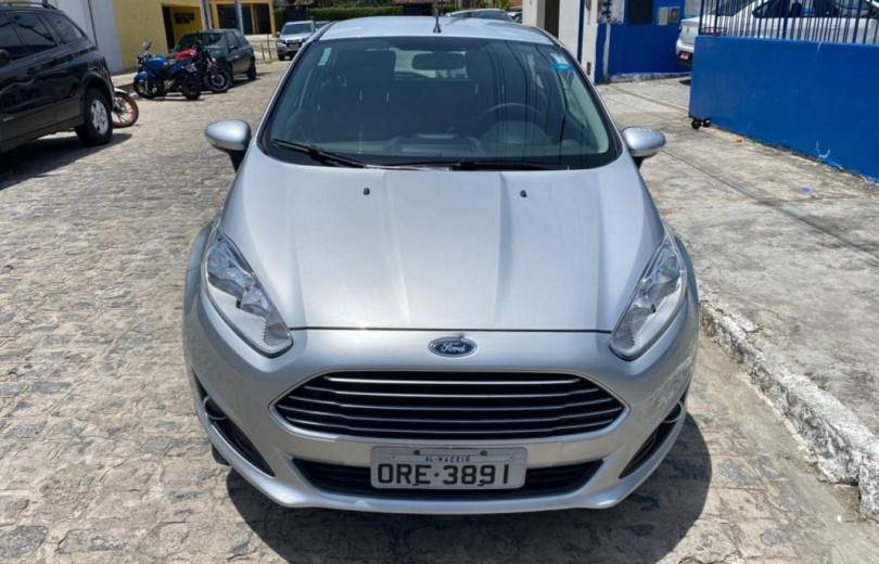 FORD FIESTA 2014 1.5 SE HATCH 16V FLEX 4P MANUAL - Carango 93073 - Foto 2