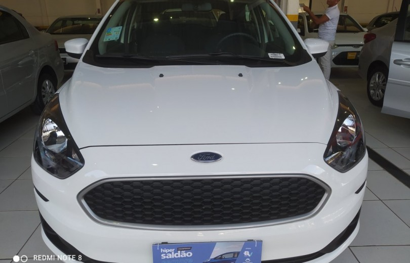 FORD KA 2020 1.0 SE HATCH 4P MANUAL  - Carango 93290 - Foto 2