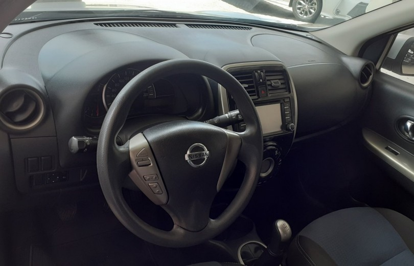 NISSAN MARCH 2015 1.6 SL 16V FLEX 4P MANUAL - Carango 93003 - Foto 9