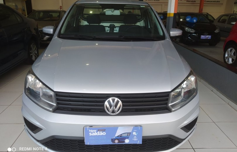 VOLKSWAGEN SAVEIRO 2017 1.6 TRENDLINE CS TOTAL FLEX 8V  MANUAL - Carango 93243 - Foto 2
