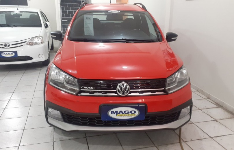 VOLKSWAGEN SAVEIRO 2018 1.6 CROSS CD 16V FLEX 2P MANUAL - Carango 93285 - Foto 2