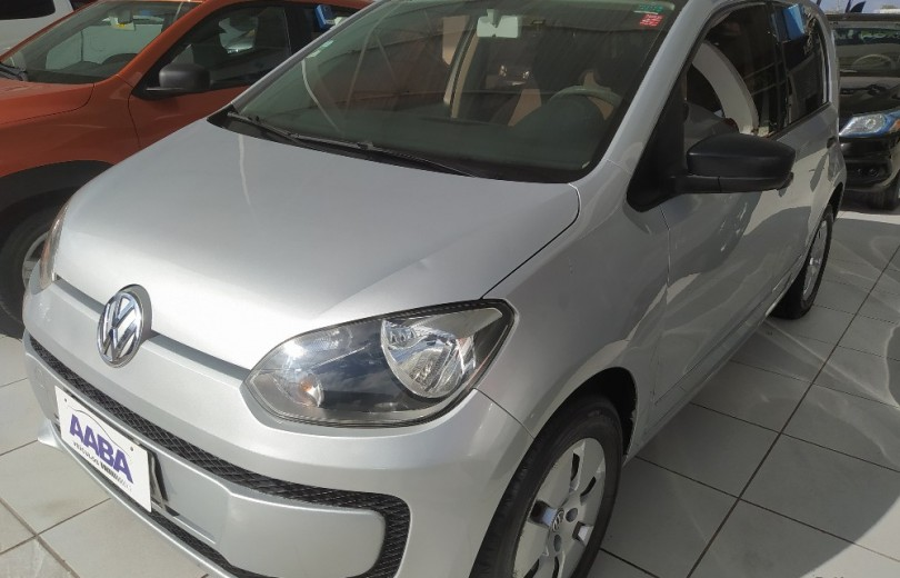 VOLKSWAGEN UP! 2015 1.0 MPI TAKE 12V FLEX 4P MANUAL - Carango 93087 - Foto 1