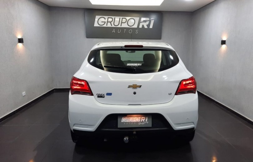 CHEVROLET ONIX 2018 1.0 FLEX LT MANUAL - Carango 93601 - Foto 8
