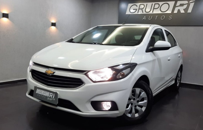 CHEVROLET ONIX 2018 1.0 FLEX LT MANUAL - Carango 93601 - Foto 1