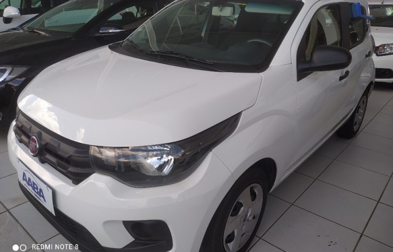 FIAT MOBI 2019 1.0 8V EVO FLEX LIKE MANUAL  - Carango 93594 - Foto 5