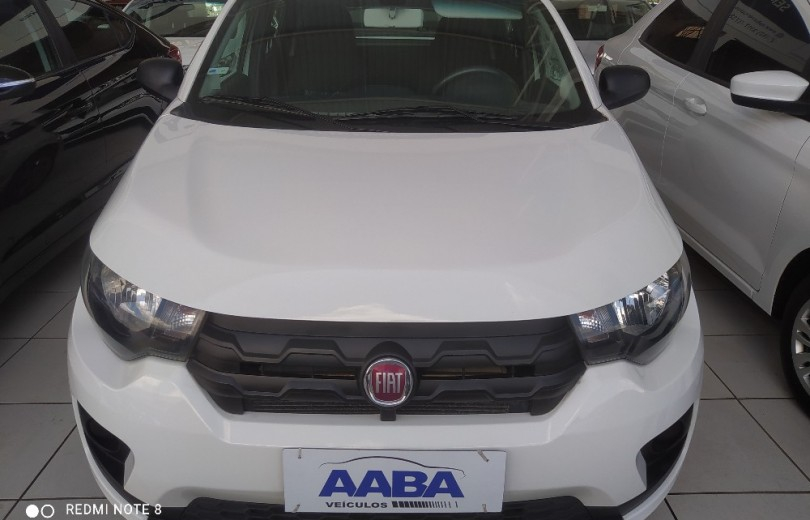 FIAT MOBI 2019 1.0 8V EVO FLEX LIKE MANUAL  - Carango 93594 - Foto 2