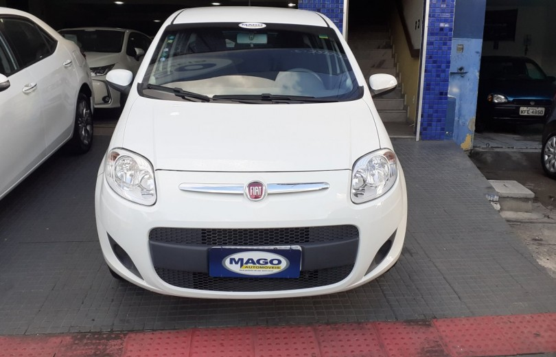 FIAT PALIO 2015 1.0 MPI ATTRACTIVE 8V FLEX 4P MANUAL - Carango 93983 - Foto 2