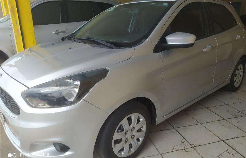 FORD KA 2016 1.0 SE 12V FLEX 4P MANUAL - Carango 93768 - Foto 1