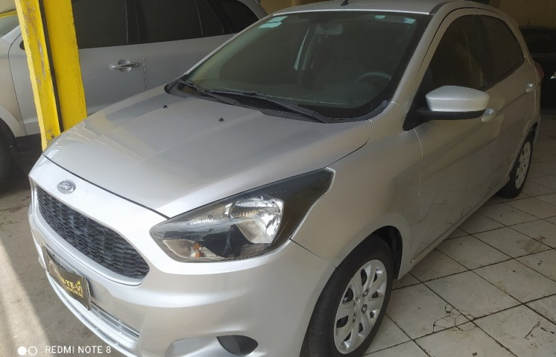 FORD KA 2016 1.0 SE 12V FLEX 4P MANUAL - Carango 93768 - Foto 5