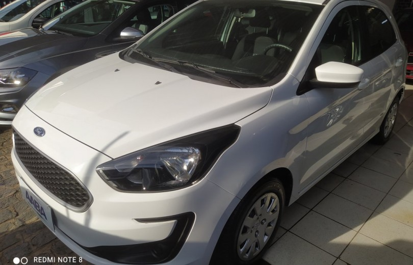 FORD KA 2019 1.0 SE HATCH 4P MANUAL  - Carango 93557 - Foto 1
