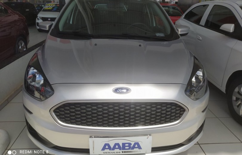 FORD KA 2020 1.0 SE HATCH 4P MANUAL  - Carango 93589 - Foto 2