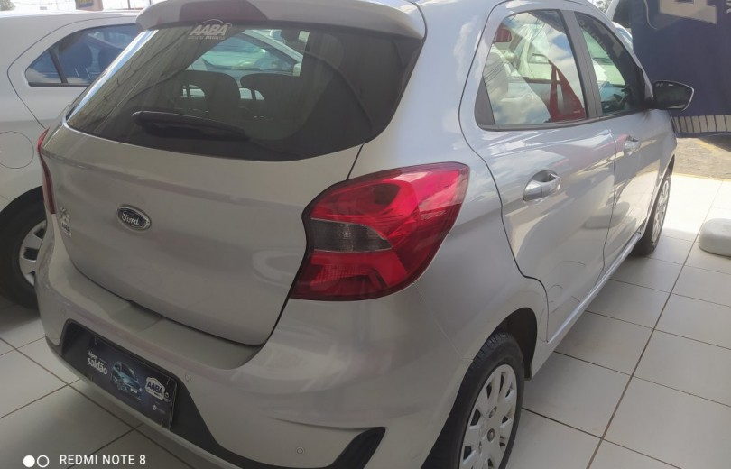 FORD KA 2020 1.0 SE HATCH 4P MANUAL  - Carango 93589 - Foto 3