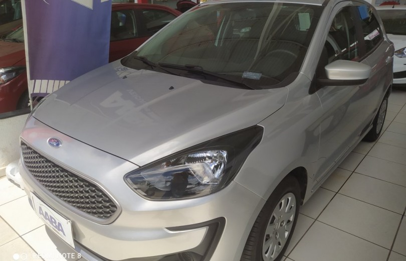 FORD KA 2020 1.0 SE HATCH 4P MANUAL  - Carango 93589 - Foto 1