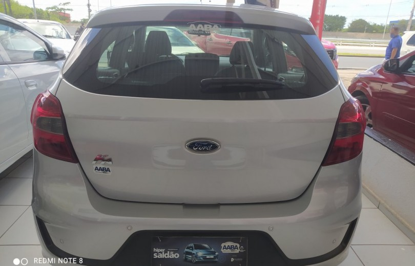 FORD KA 2020 1.0 SE HATCH 4P MANUAL  - Carango 93589 - Foto 4