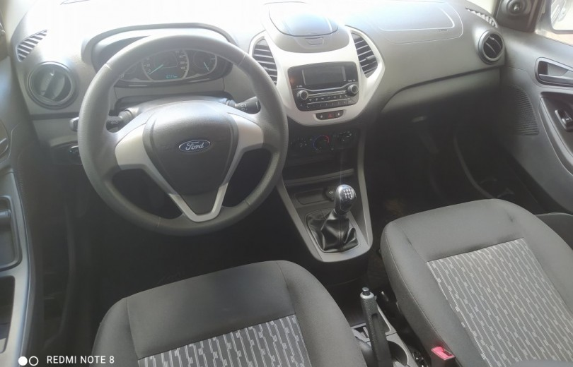 FORD KA 2020 1.0 SE HATCH 4P MANUAL  - Carango 93589 - Foto 6
