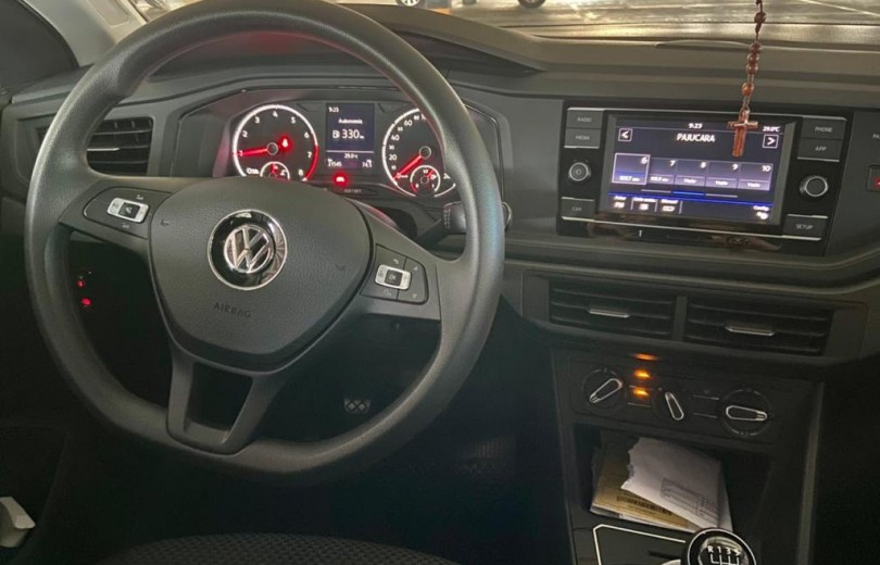 VOLKSWAGEN VIRTUS 2020 1.6 MF FLEX 4P MANUAL - Carango 93974 - Foto 7