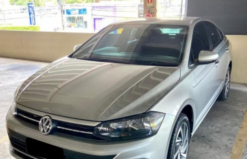VOLKSWAGEN VIRTUS 2020 1.6 MF FLEX 4P MANUAL - Carango 93974 - Foto 1