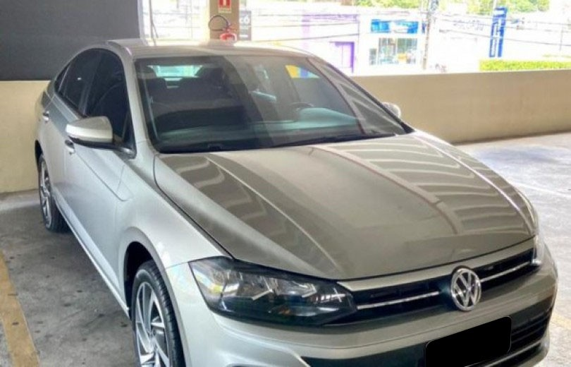 VOLKSWAGEN VIRTUS 2020 1.6 MF FLEX 4P MANUAL - Carango 93974 - Foto 8
