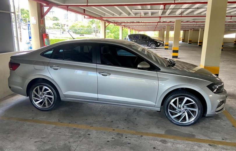 VOLKSWAGEN VIRTUS 2020 1.6 MF FLEX 4P MANUAL - Carango 93974 - Foto 4