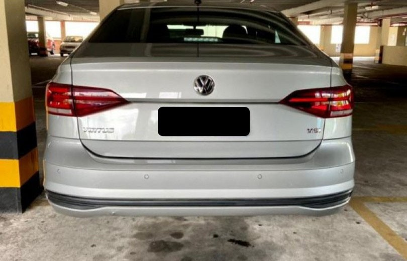 VOLKSWAGEN VIRTUS 2020 1.6 MF FLEX 4P MANUAL - Carango 93974 - Foto 5