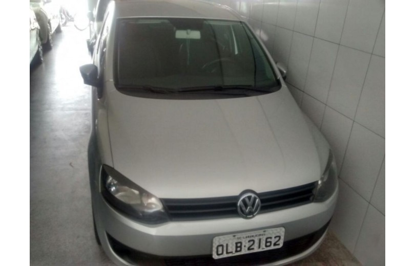 VOLKSWAGEN FOX 2013 1.6 MI 8V FLEX 4P MANUAL - Carango 62730 - Foto 2
