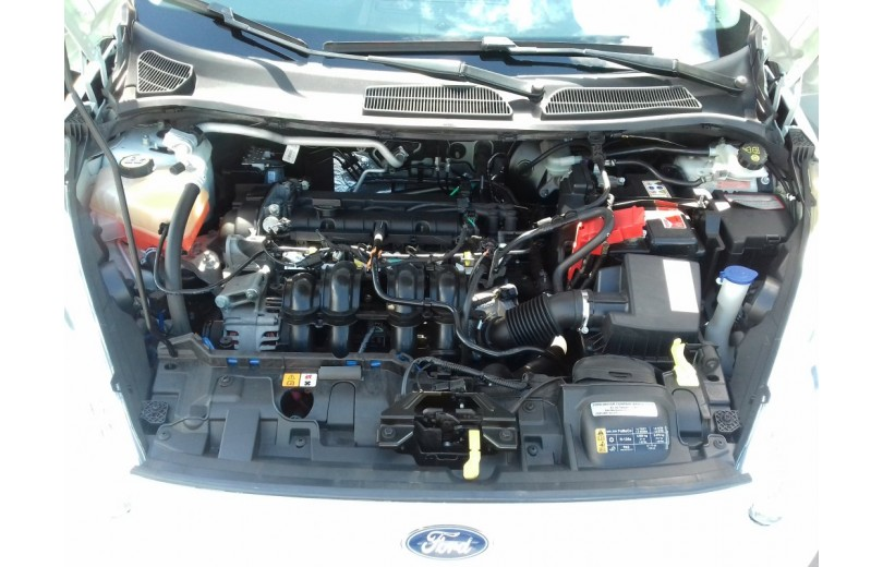 FORD NEW FIESTA 2015 1.6 SE HATCH 16V FLEX 4P POWERSHIFT - Carango 65486 - Foto 10