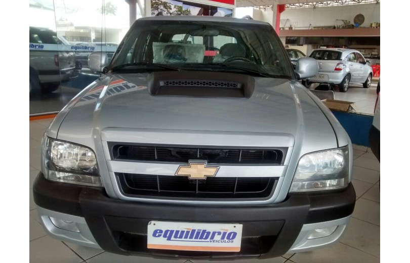 CHEVROLET BLAZER 2011 2.4 MPFI ADVANTAGE 4X2 8V FLEXPOWER 4P MANUAL - Carango 66376 - Foto 2