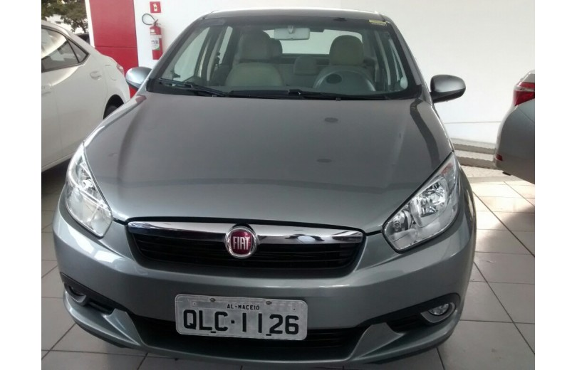FIAT GRAND SIENA 2016 1.6 MPI ESSENCE 16V FLEX 4P MANUAL - Carango 66408 - Foto 2